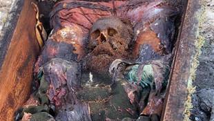 Rus generalin cesedi neden bozulmadı ?
