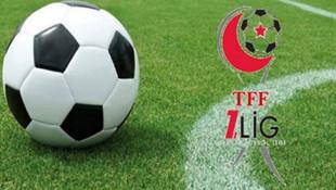 TFF 1. Lig'de kritik hafta
