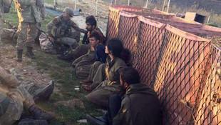 İşte PKK'nın teslim olma anı