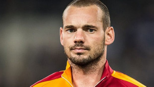 Sneijder'in Galatasaray'da yeri garanti değil