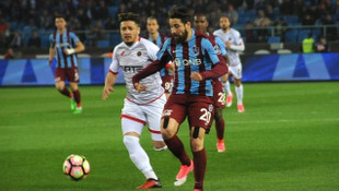 Trabzonspor-Gençlerbirliği: 0-0