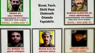 ''Çözüm Süreci''ni bitiren teröristler öldürüldü !