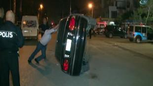 Antalyada akıl almaz kaza!