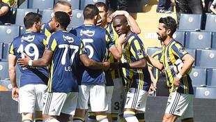 Fenerbahçe - Çaykur Rizespor: 2-1 / Maç sonucu