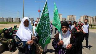 Dünyanın dört bir yanından Diyarbakır'a akın ettiler