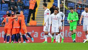 Başakşehir 3 - 0 Beşiktaş / Maç devam ediyor