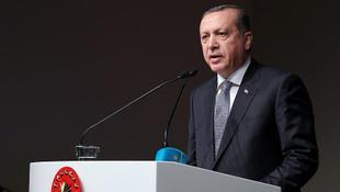 Erdoğan: Merhum Türkeş'i daima saygıyla hatırlayacağız