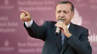 Erdoğan IKBY'ye bayrak uyarısı