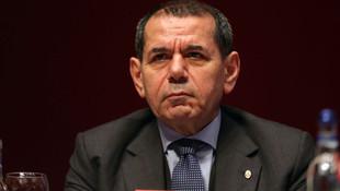Dursun Özbek UEFA Başkanı ile görüştü