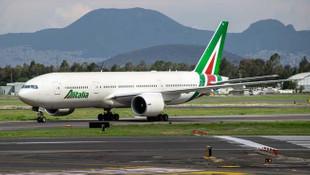 Alitalia'da uçuşların yüzde 60`ı iptal
