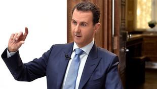 Esad'ın derdi başka !