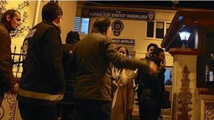 Karasu'da fuhuş operasyonu: 72'si kadın 84 gözaltı