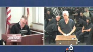 Davada cinsel organını kanıt olarak sundu
