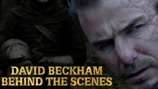 David Beckham film yıldızı oldu
