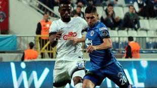 Kasımpaşa Rizespor'u ateşe attı