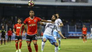 Adanaspor - Trabzonspor maç sonucu: 1-1