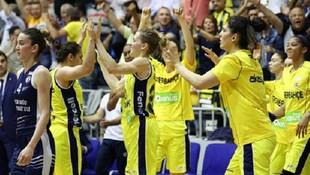 Fenerbahçe finalde seriyi dengeledi !