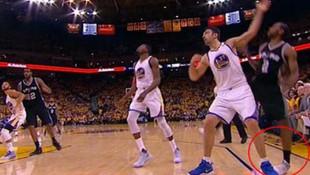 NBA'i sarsan pozisyon !
