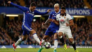 Chelsea galibiyet serisini 5'e çıkardı