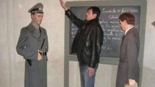 Nazi selamı istifa getirdi !