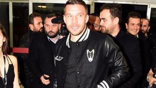 Podolski'den Volkan Demirel'e 'Damacanalı' gönderme