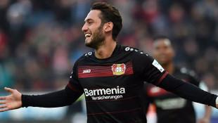 Leverkusen Hakan Çalhanoğlu'nu satıyor
