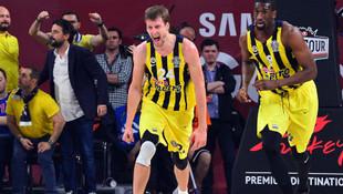 Fenerbahçe Euroleague'de finalde !