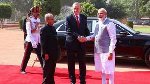 Erdoğan'ın Hindistan ziyaretiyle ilgili çarpıcı iddia