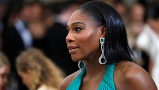 Serena Williams'ın son hali şaşırttı !