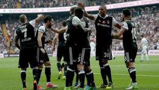 Beşiktaş-Kasımpaşa: 4-1