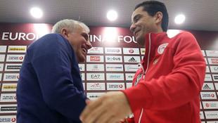Olympiakos'un belalısı Obradovic !