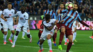 Trabzonspor - Başakşehir maç sonucu: 0-0