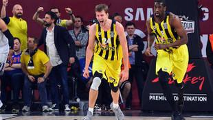 Fenerbahçe Avrupa şampiyonu !