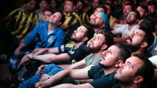 Dev final Türkiye'de böyle izlendi !