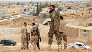 Türkiye sınırına doğru geliyorlar