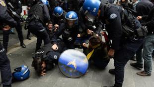 Ankara'da polis kafeleri boşaltıyor !