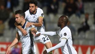 Gençlerbirliği 1 - 2 Fenerbahçe / Maç sona erdi