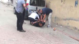 14 yaşındaki uyuşturucu satıcısı tutuklandı !