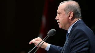 Erdoğan'dan yabancı isim sitemi !