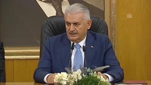 Başbakan Yıldırım'dan domates açıklaması