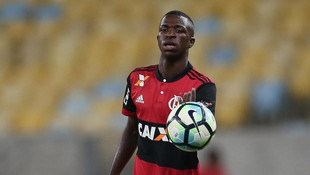 Vinicius Junior 50 milyon Euro'ya Real Madrid'de !