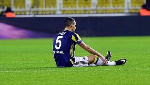 Mehmet Topal'ın sakatlığı çok ciddi