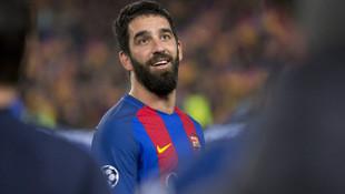 Arda Turan, Camp Nou'daki dolabını boşalttı