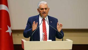 Binali Yıldırım AK Parti Grup Başkanı