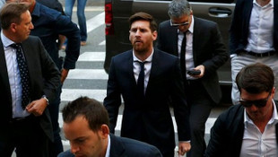 Lionel Messi'ye 21 ay hapis cezası