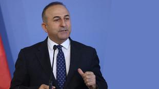 Çavuşoğlu'ndan İtalyan gazeteciye tokat gibi cevap