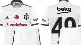 İşte Beşiktaş'ın 3 yıldızı forması