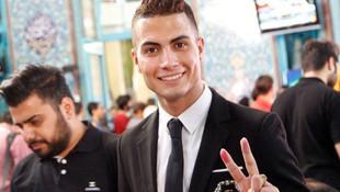 İranlı Ronaldo görenleri şaşırttı