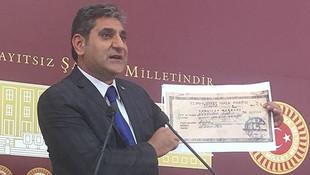 FETÖ'den CHP'ye bağış belgesi ortalığı karıştırdı