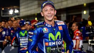 Efsane motosikletçi Valentino Rossi hastaneye kaldırıldı